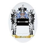 Maslin Oval Ornament