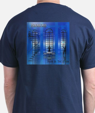 Xaos In The Cities (back) T-Shirt
