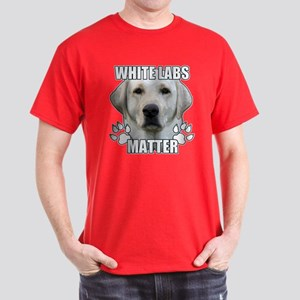 White labs matter Dark T-Shirt