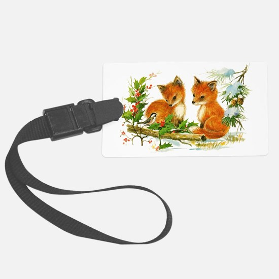 Unique Childrens Large Luggage Tag