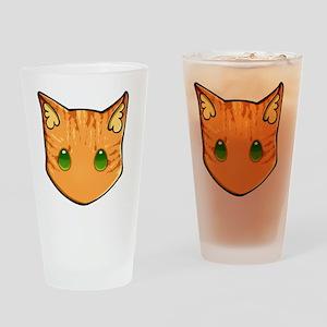 Chibi Firestar Drinking Glass