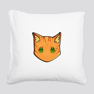 Chibi Firestar Square Canvas Pillow