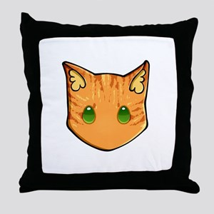 Chibi Firestar Throw Pillow
