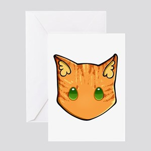 Chibi Firestar Greeting Cards
