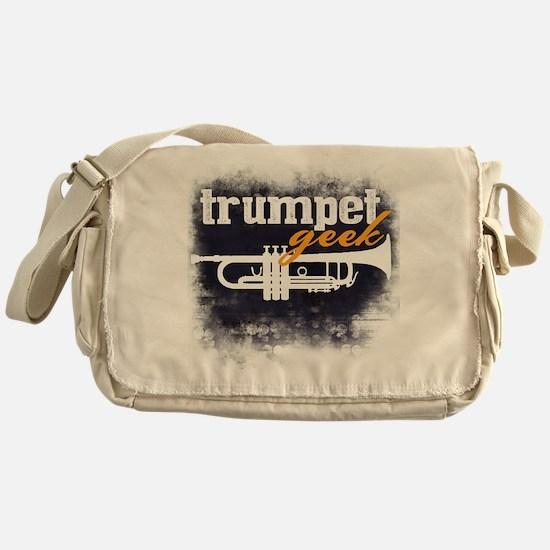 Funny Navy band Messenger Bag