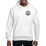 USS Emory S. Land (AS 39) Hooded Sweatshirt