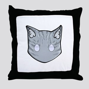 Chibi Jayfeather Throw Pillow