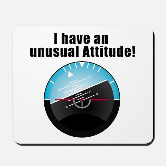 Unusual Attitude Mousepad