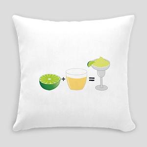 Margarita Everyday Pillow