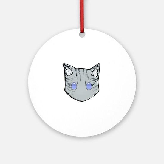 Chibi Silverstream Round Ornament