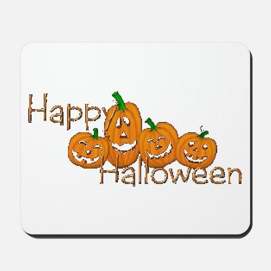 Happy Halloween 2 Mousepad
