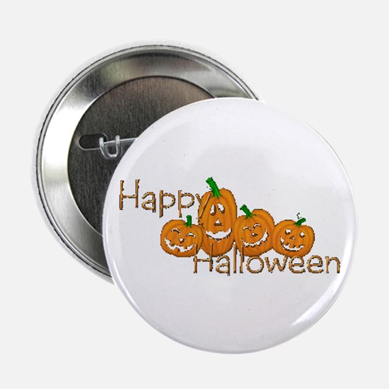 Happy Halloween 2 Button