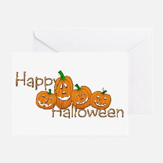 Happy Halloween 2 Greeting Card