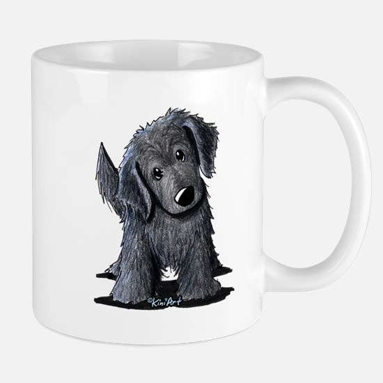 KiniArt Westie Rabbit Mug