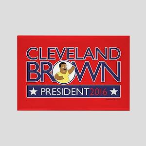 Family Guy Cleveland President 20 Rectangle Magnet