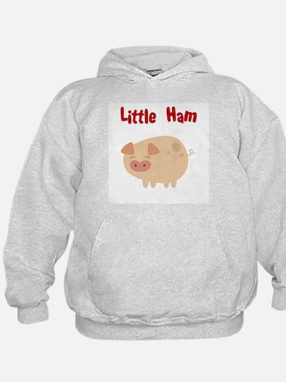 Cute Ham humor Hoodie
