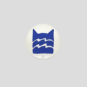 Riverclan BLUE Mini Button