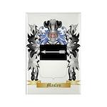 Maslen Rectangle Magnet (100 pack)