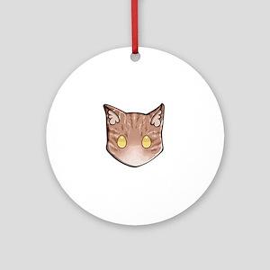 Chibi Leafpool Round Ornament