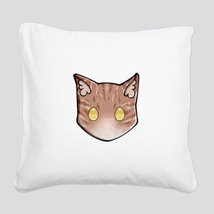 Chibi Leafpool Square Canvas Pillow