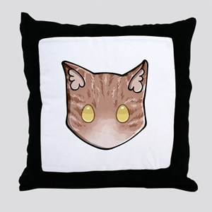 Chibi Leafpool Throw Pillow