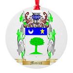 Masius Round Ornament