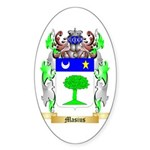 Masius Sticker (Oval 50 pk)