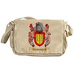 Mashin Messenger Bag