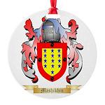 Mashikhin Round Ornament