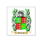 Mashiah Square Sticker 3
