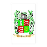 Mashiah Sticker (Rectangle)