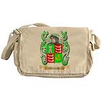 Mashiah Messenger Bag