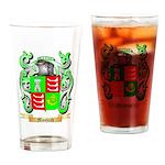 Mashiah Drinking Glass