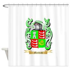 Mashiah Shower Curtain