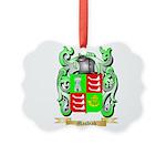 Mashiah Picture Ornament