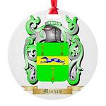 Masham Round Ornament