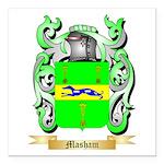 Masham Square Car Magnet 3