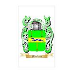 Masham Sticker (Rectangle)