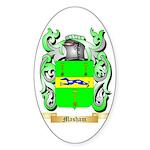 Masham Sticker (Oval 50 pk)