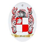 Mash Oval Ornament