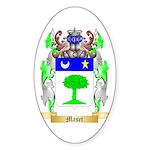 Maset Sticker (Oval 50 pk)