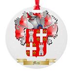 Mas Round Ornament