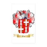Mas Sticker (Rectangle 50 pk)