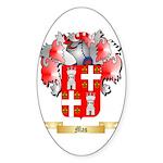 Mas Sticker (Oval 50 pk)