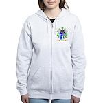 Marzoli Women's Zip Hoodie