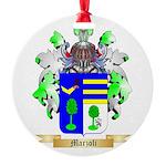 Marzoli Round Ornament