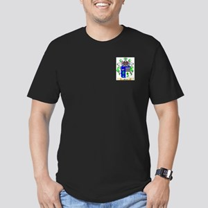 Marzo Men's Fitted T-Shirt (dark)