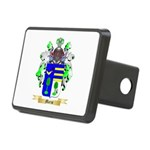 Marzo Rectangular Hitch Cover