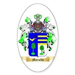 Marzello Sticker (Oval 10 pk)