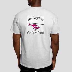 Heli for Girls Light T-Shirt
